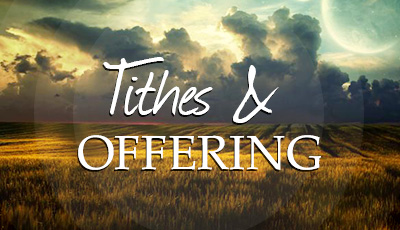 tithes&offering