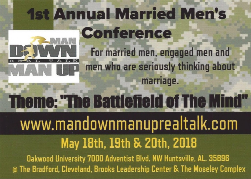 Married Men's Conf 2018